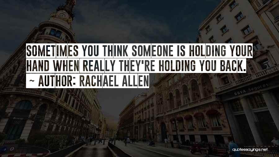 Rachael Allen Quotes 1210724