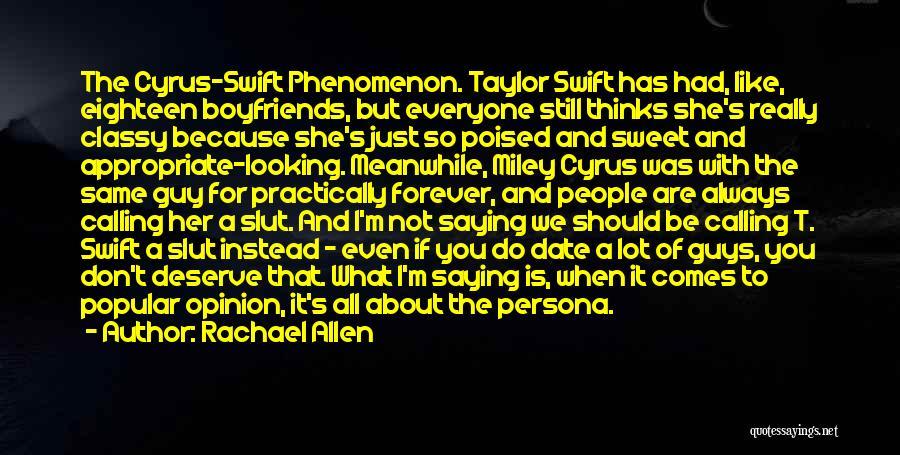 Rachael Allen Quotes 1770787