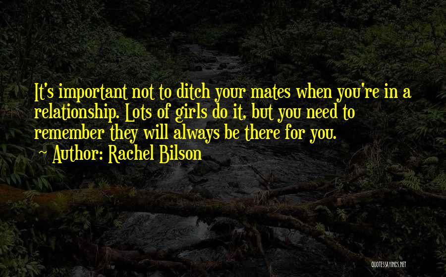 Rachel Bilson Quotes 1960003