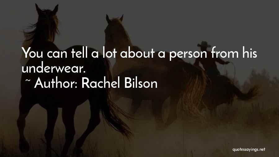 Rachel Bilson Quotes 432194