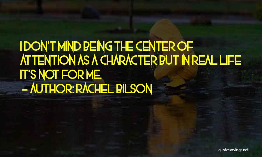 Rachel Bilson Quotes 593861