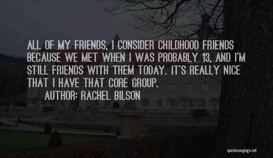 Rachel Bilson Quotes 935918