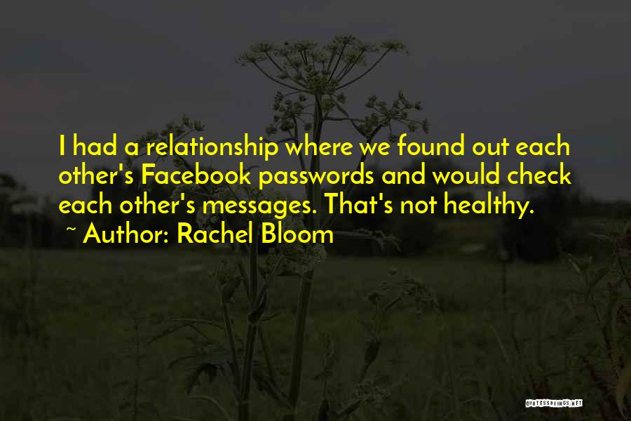 Rachel Bloom Quotes 1309761