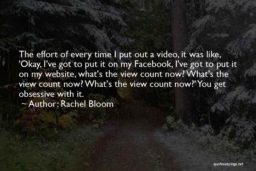 Rachel Bloom Quotes 1576780
