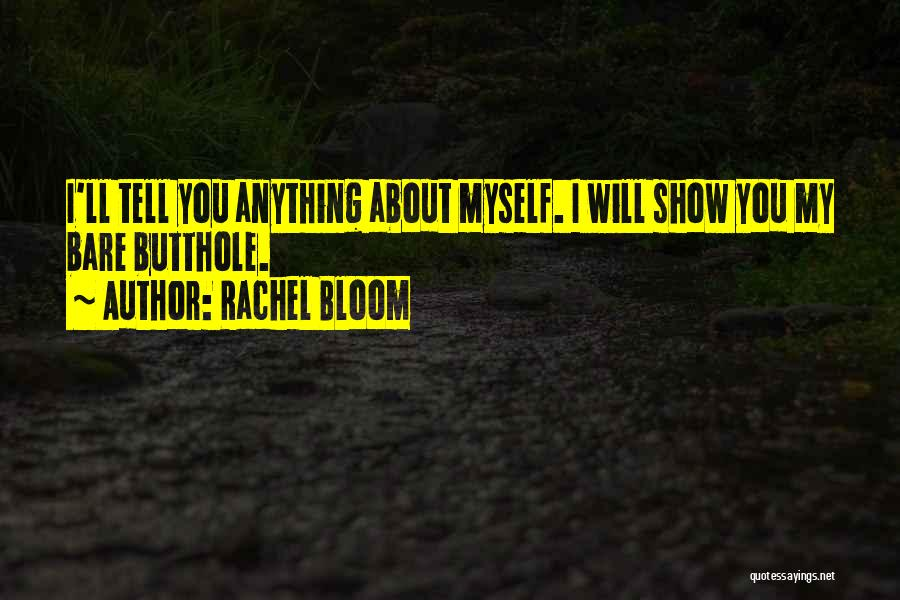 Rachel Bloom Quotes 1711361