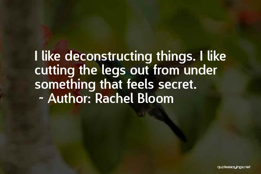 Rachel Bloom Quotes 192376