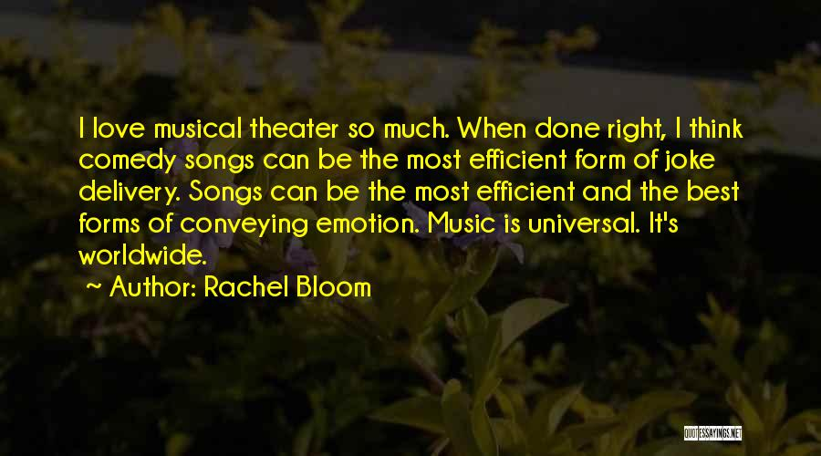 Rachel Bloom Quotes 910125