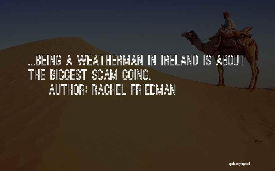 Rachel Friedman Quotes 132632