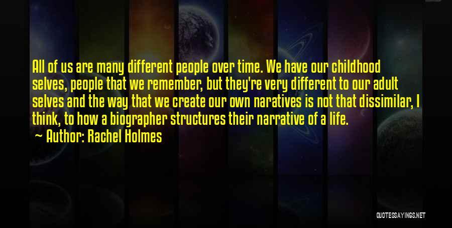 Rachel Holmes Quotes 1831730