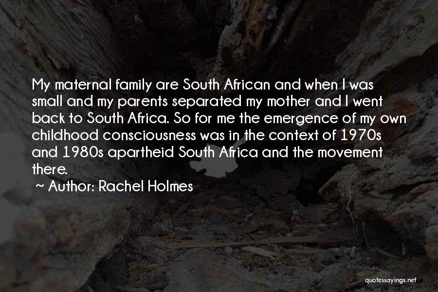 Rachel Holmes Quotes 1952777