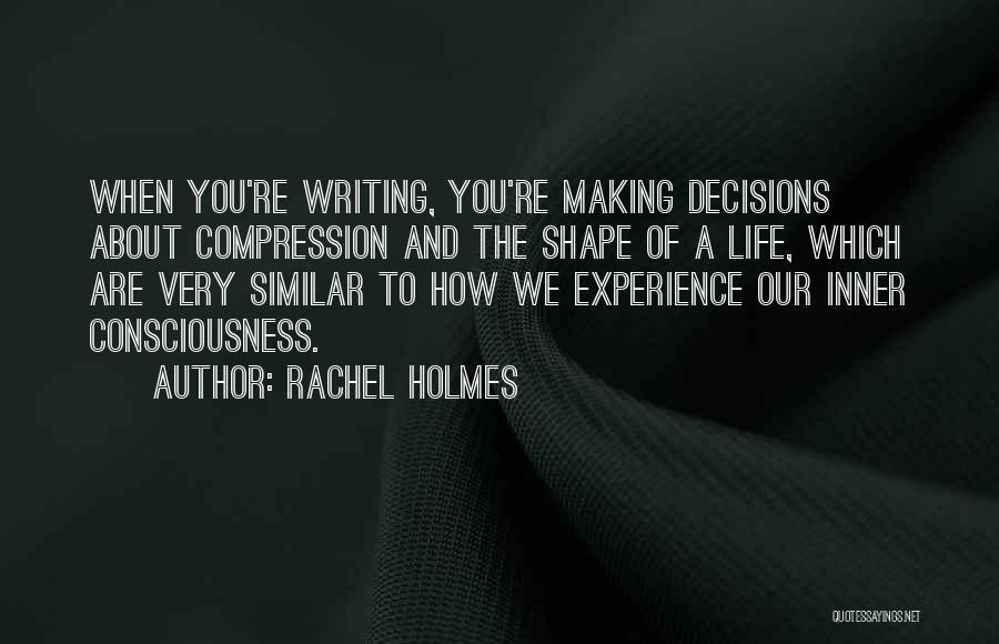 Rachel Holmes Quotes 742769