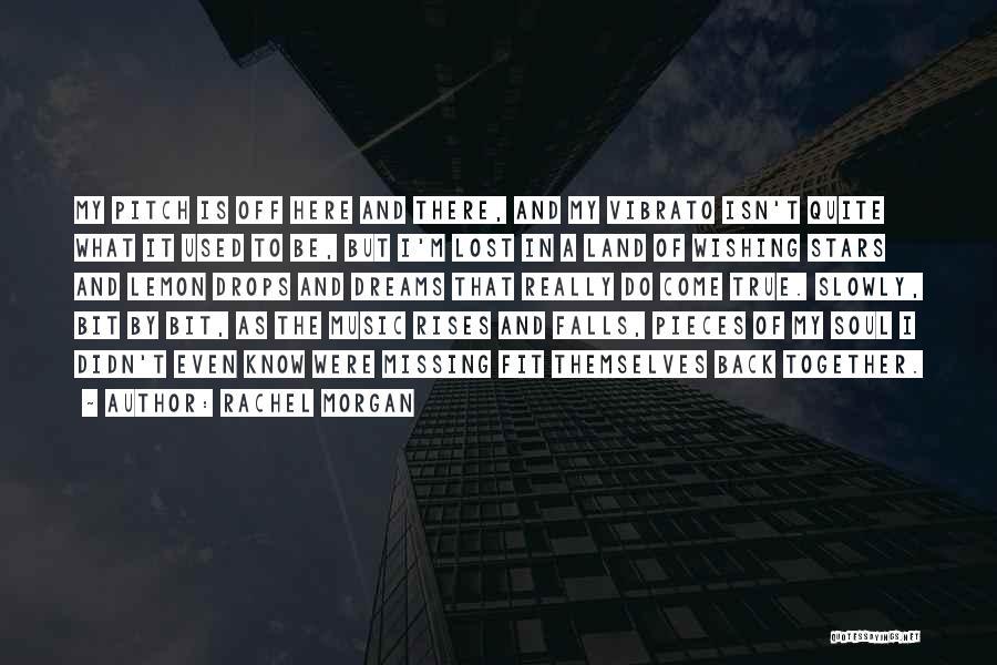Rachel Morgan Quotes 1696297