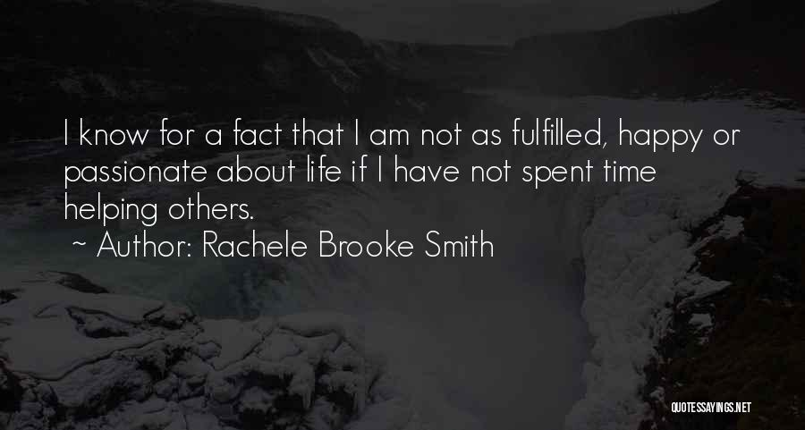 Rachele Brooke Smith Quotes 2261023