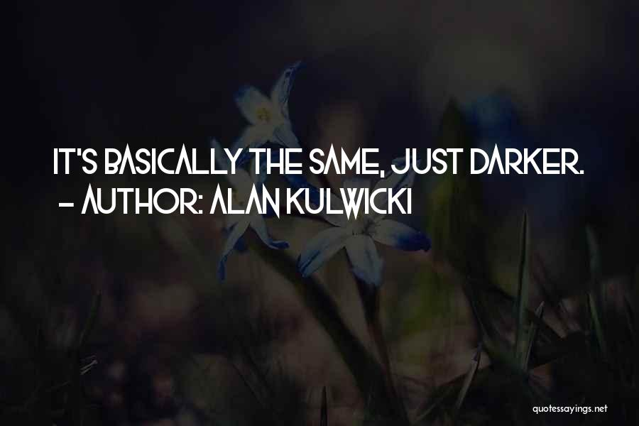 Racing Quotes By Alan Kulwicki