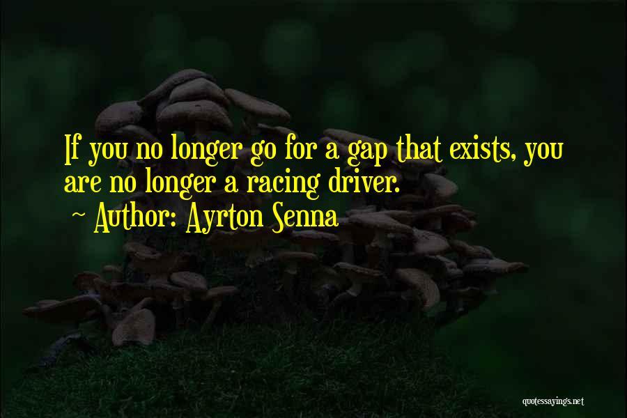 Racing Quotes By Ayrton Senna