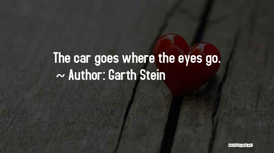 Racing Quotes By Garth Stein