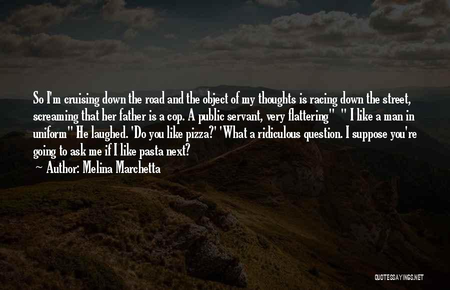 Racing Quotes By Melina Marchetta