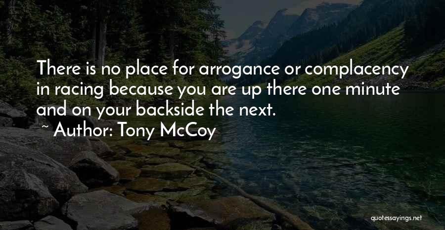 Racing Quotes By Tony McCoy