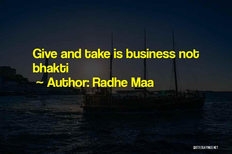 Radhe Maa Quotes 1022030