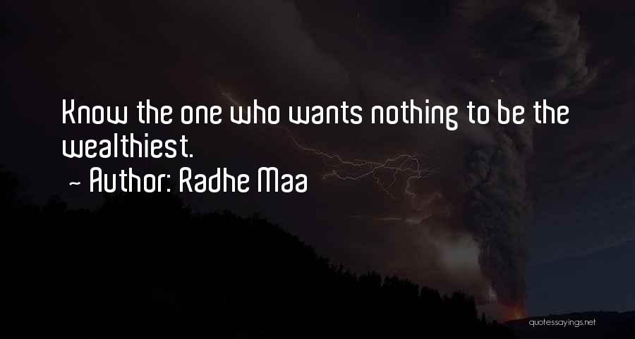Radhe Maa Quotes 1100913