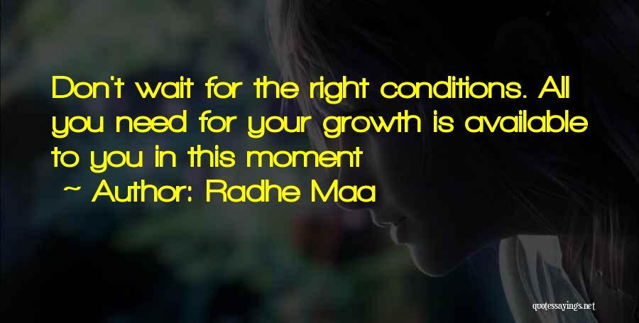 Radhe Maa Quotes 1150198