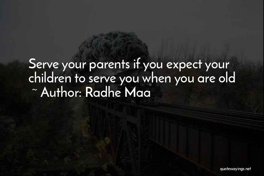 Radhe Maa Quotes 1207309