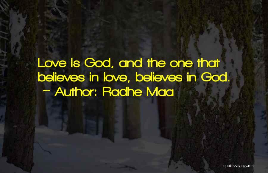 Radhe Maa Quotes 1347646