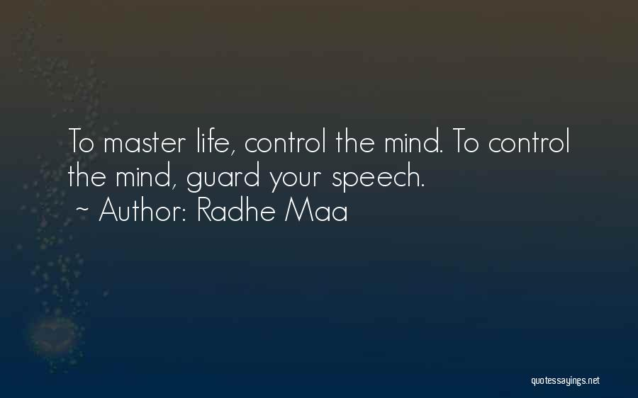 Radhe Maa Quotes 1356559