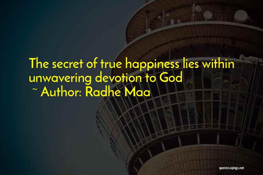 Radhe Maa Quotes 1435516