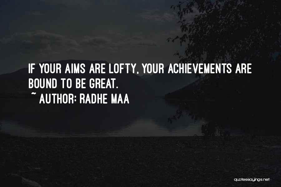 Radhe Maa Quotes 1452447