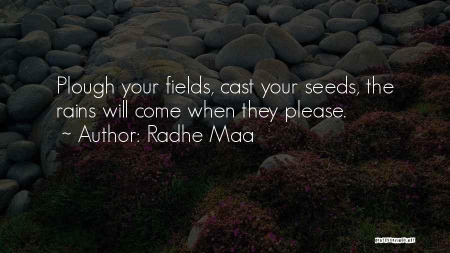 Radhe Maa Quotes 1621941
