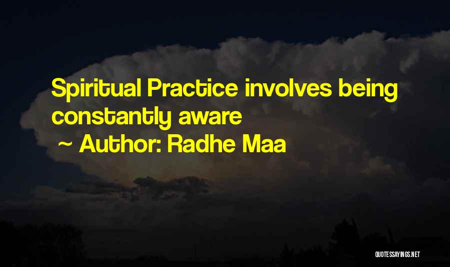 Radhe Maa Quotes 1689098