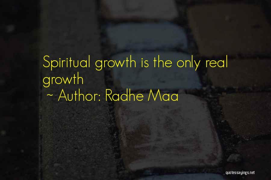 Radhe Maa Quotes 1798884