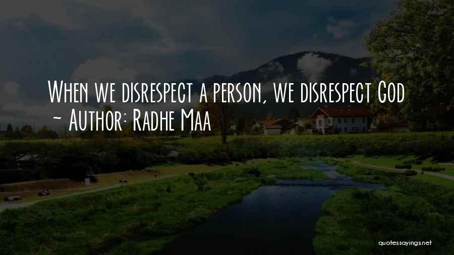 Radhe Maa Quotes 1843401