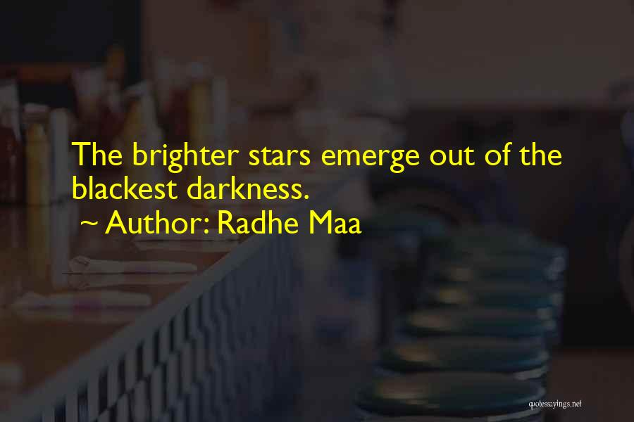 Radhe Maa Quotes 1872650
