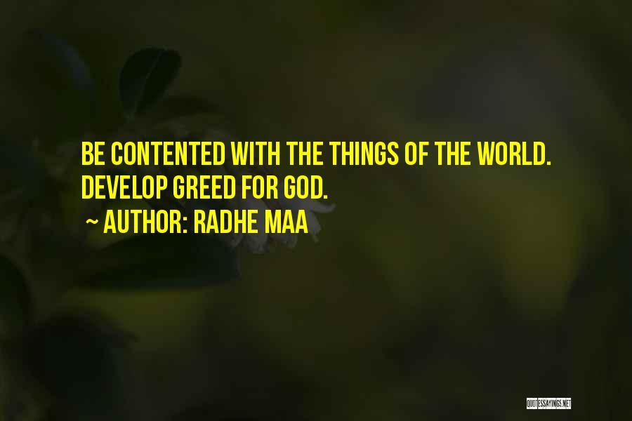 Radhe Maa Quotes 1917058
