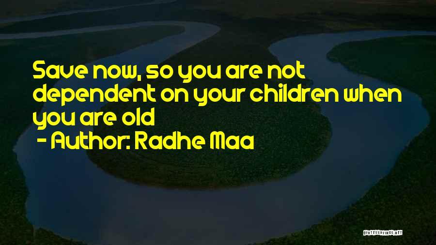 Radhe Maa Quotes 2026356