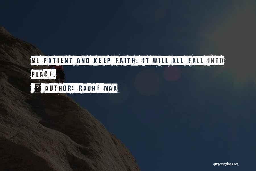 Radhe Maa Quotes 2083981
