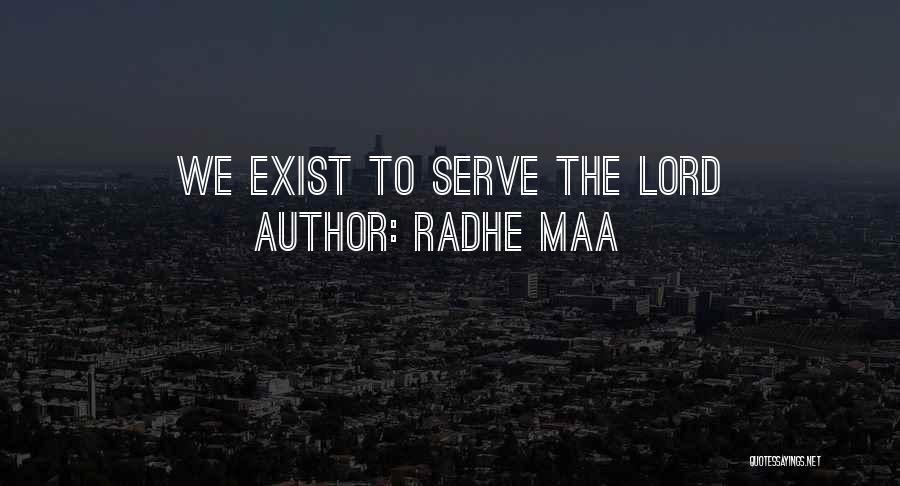 Radhe Maa Quotes 2103415