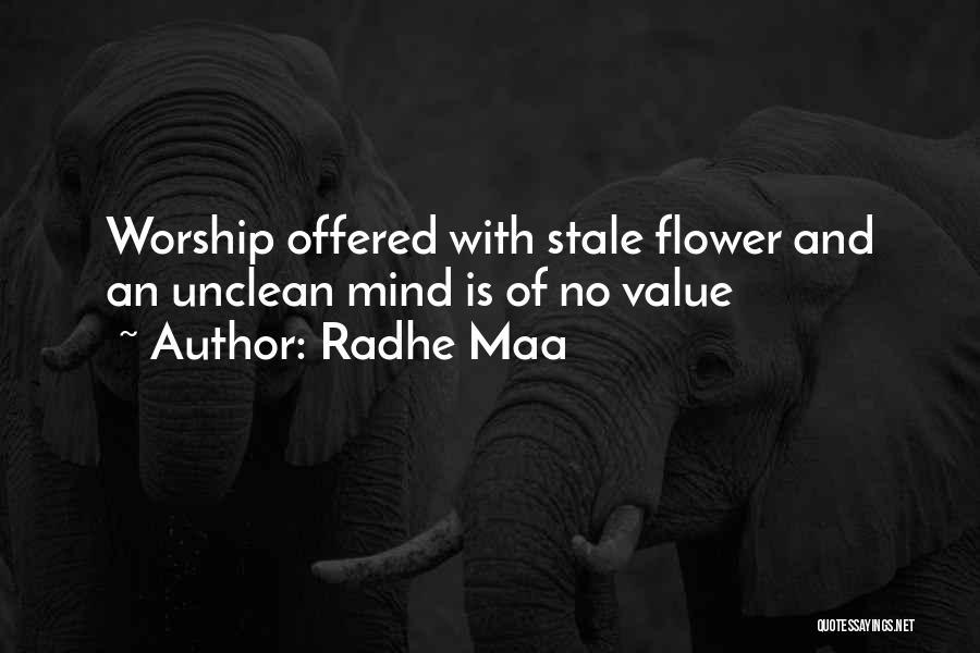 Radhe Maa Quotes 2148465