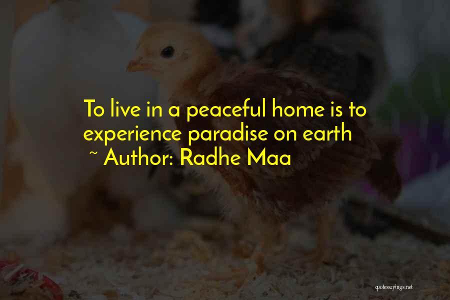 Radhe Maa Quotes 215590