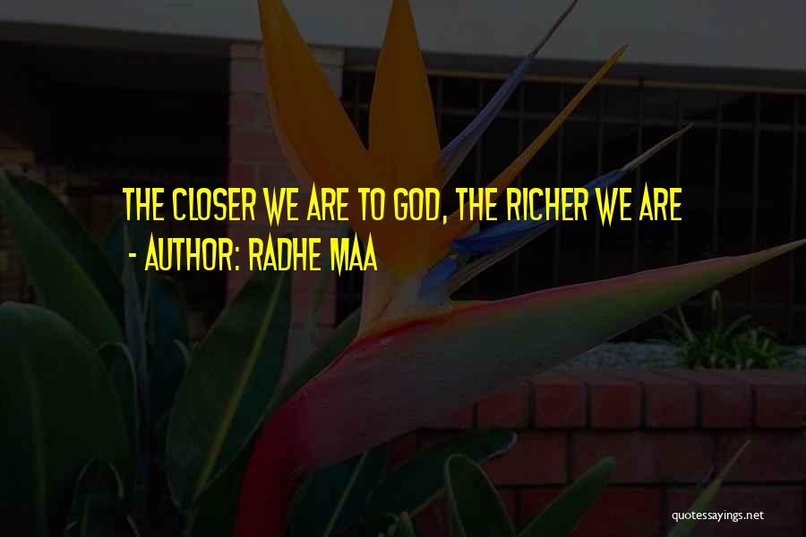 Radhe Maa Quotes 2262532
