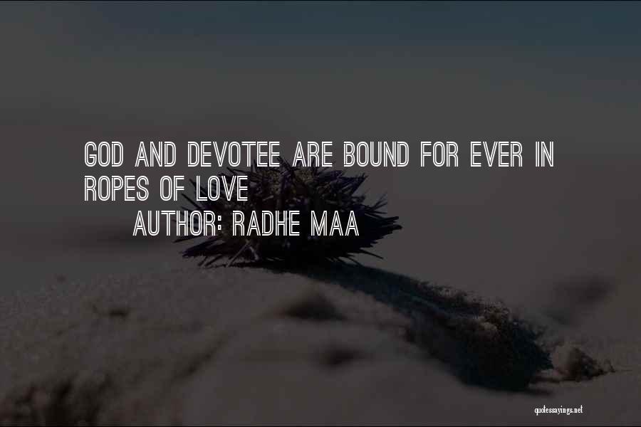 Radhe Maa Quotes 262025