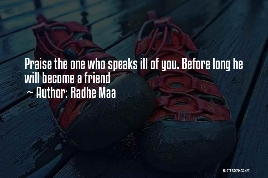 Radhe Maa Quotes 285529