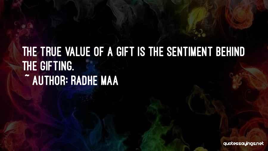 Radhe Maa Quotes 408551