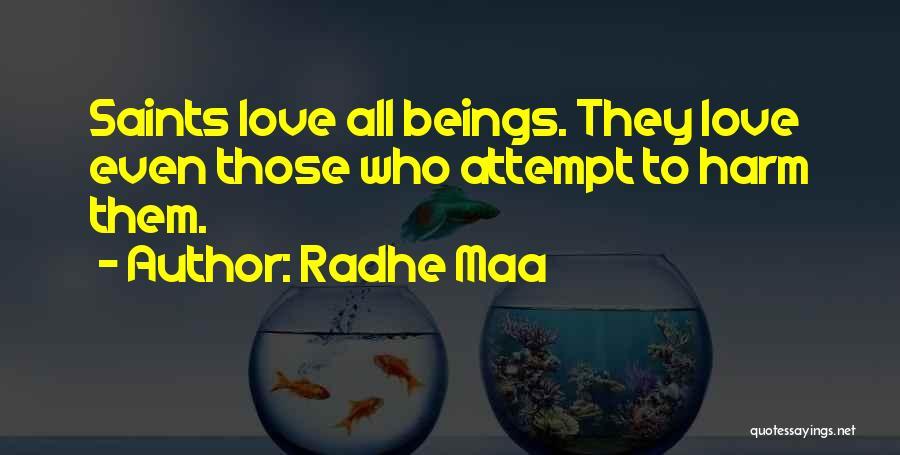 Radhe Maa Quotes 524830