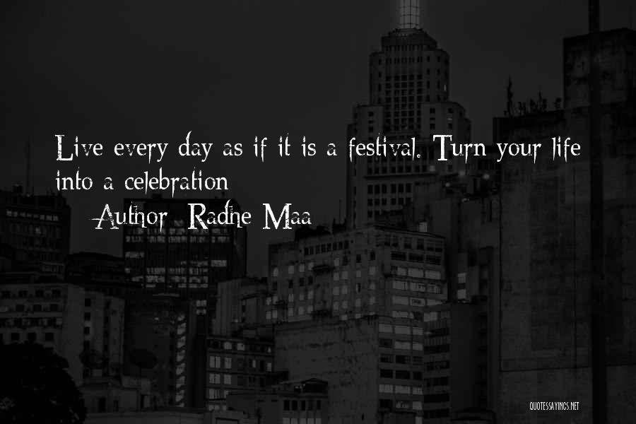 Radhe Maa Quotes 554355