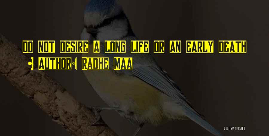 Radhe Maa Quotes 754160