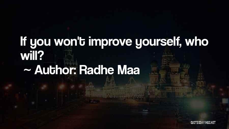 Radhe Maa Quotes 952523