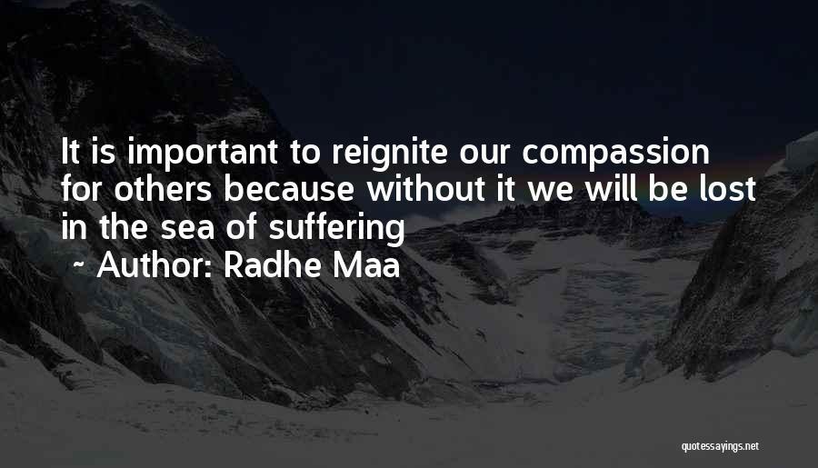 Radhe Maa Quotes 968283